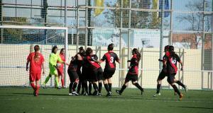 Crónica del Tres Cantos 0-1 Femenino B con Natalia Yagüe
