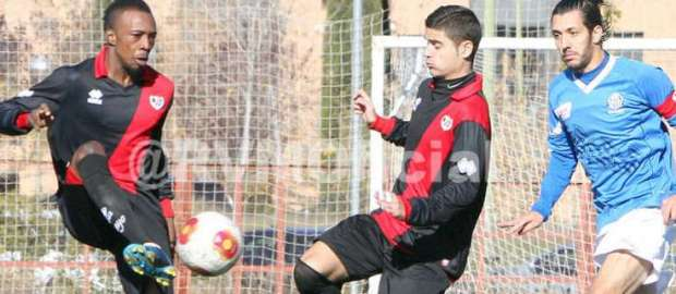 Crónica del Rayo B con Mariano Madrid y Yago Novoa