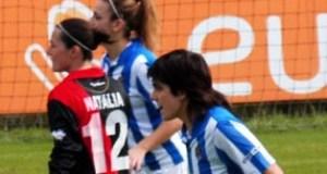 Crónica del R.Sociedad 1-1 Femenino con Natalia