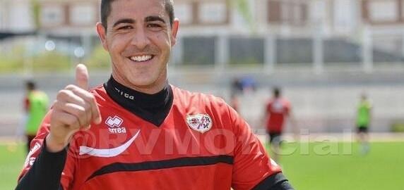 Rodri se despide del Rayo Vallecano en Unión Rayo