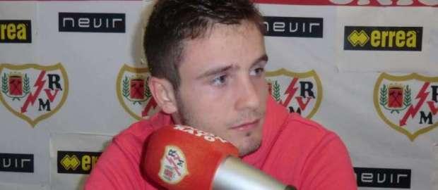 Entrevista a Saúl antes del Rayo – Atlético