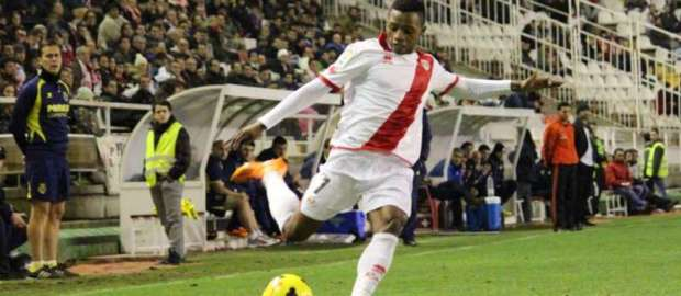 Lass, jugador más votado ante el Villarreal