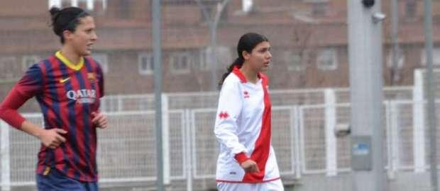 Crónica del Femenino 0-1 Barcelona con Jeni
