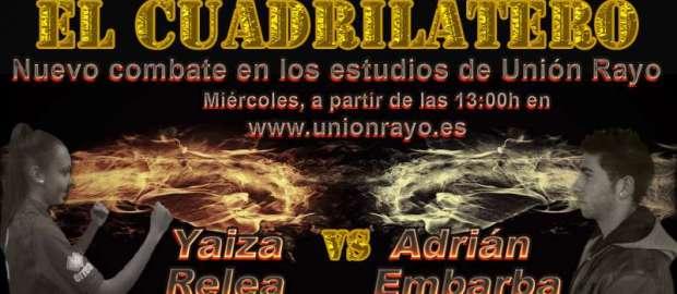 3º Combate: Yaiza contra Adri Embarba