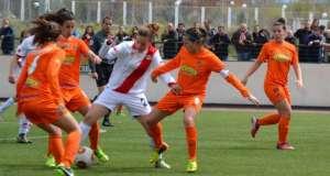 Crónica del Femenino 2-0 Real Sociedad con Inma