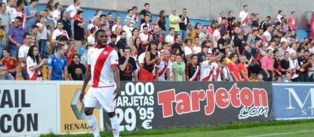 AD Alcorcón 0-1 Rayo