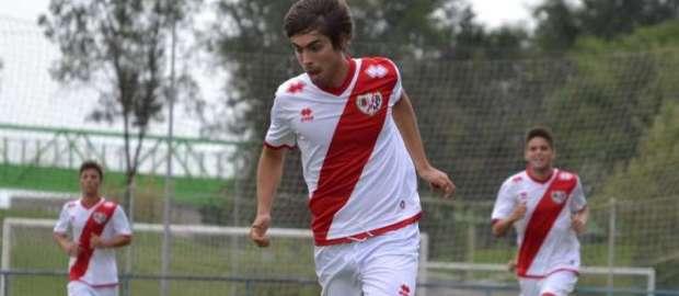 Alex Fernández tras el Getafe B 2-0 Rayo B