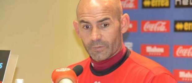 Rueda de prensa de Paco Jémez en la previa del Athletic – Rayo