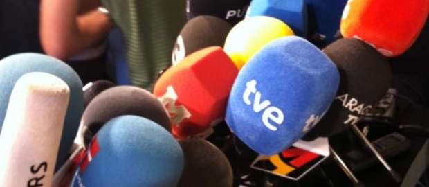 Balance del 2014 con los medios de comunicación