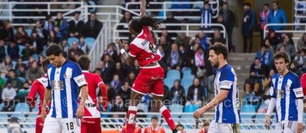 Real Sociedad 0-1 Rayo Vallecano