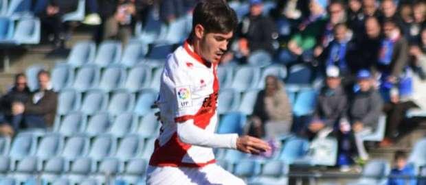 """Jozabed tras el Getafe 1-2 Rayo: """"Estoy disfrutando en el campo"""""""