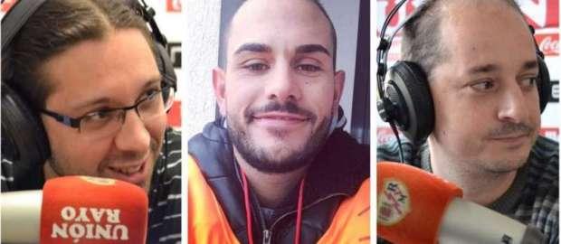 Tertulia tras victorias del primer equipo y Rayo B con Ruiz, Bernardo y Diego