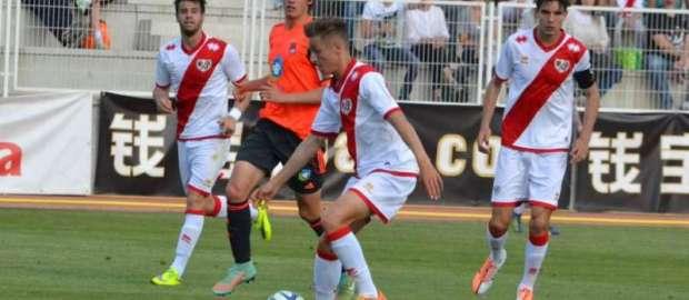 Rayo B 1-1 Real Sociedad B
