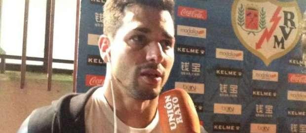 """Javi Guerra tras el Rayo 3-0 Espanyol: """"Ha sido una noche redonda"""""""