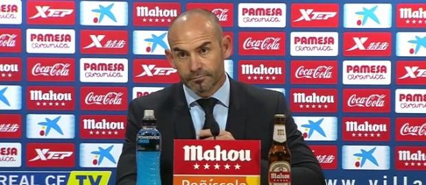 """Paco Jémez tras el Atlético 3-0 Rayo: """"Ahora hay que aunar todos nuestros esfuerzos en la Liga"""""""