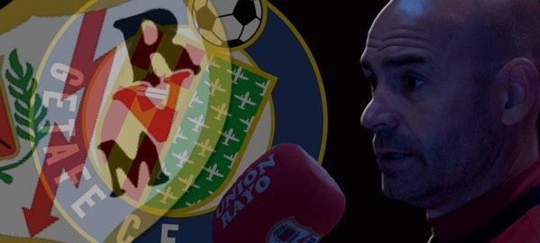 Rueda de prensa de Paco Jémez en la previa del Rayo – Getafe