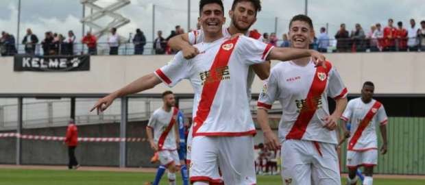 Juvenil A 3-0 Tenerife