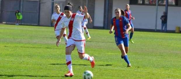 Crónica: Rayo Femenino 0-4 Barcelona