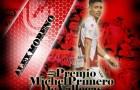 Alex Moreno, jugador más votado ante el Córdoba