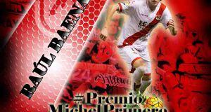 Baena, el jugador más votado ante el Levante