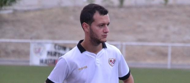 Ángel Dongil, nuevo técnico del Juvenil A