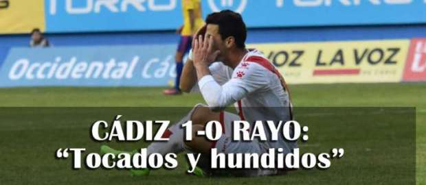 Crónica: Cádiz 1-0 Rayo