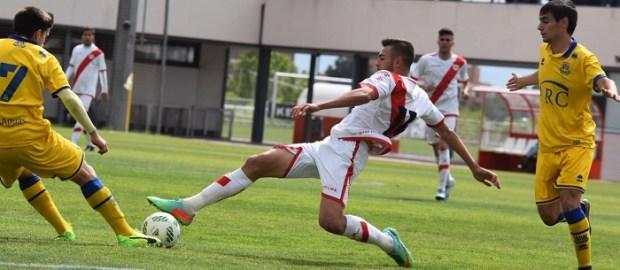 Crónica: Rayo B 0-0 Alcorcón B
