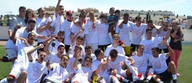 El Rayo Juvenil C se proclamó campeón de Liga 2016-2017
