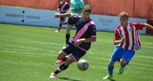 Galería fotográfica del At. Madrileño 5-0 Juvenil A
