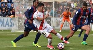 Galería fotográfica del Huesca 2-0 Rayo