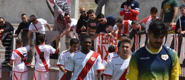 Crónica: Rayo B 1-1 Atlético Pinto