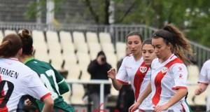 Galería fotográfica del Femenino 0-4 Betis Féminas