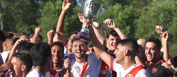 El Juvenil B, campeón de la Copa Federación 2016-2017