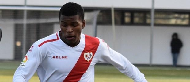 Akieme será del primer equipo la próxima temporada