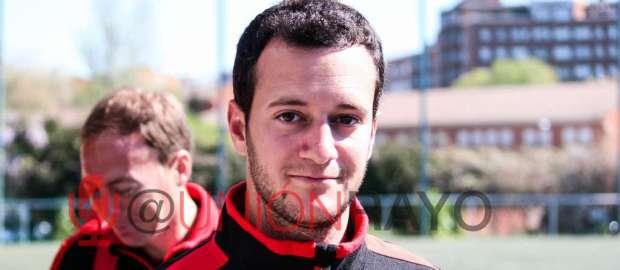 Ángel Dongil al frente del Juvenil A en la temporada 2017-2018
