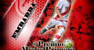 Embarba, jugador más votado ante el Zaragoza