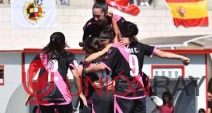 Galería fotográfica del Atlético de Madrid 4-3 Femenino