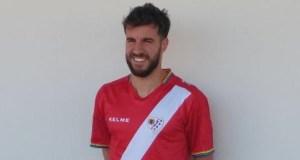Presentación de 'Pancho' Cerro como nuevo jugador rayista