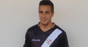 Óscar Trejo, presentado como nuevo jugador del Rayo