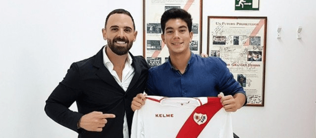 Fernando Macías refuerza al Juvenil A