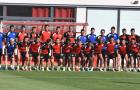 El Rayo Vallecano 17-18 arranca con 19 futbolistas