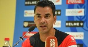 Rueda de prensa de Míchel tras el Rayo 2-2 Numancia