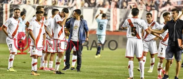 El Rayo Valecano, el equipo más goleador y el más goleado