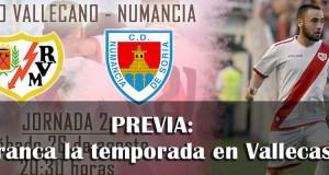 Previa: Rayo Vallecano – Numancia