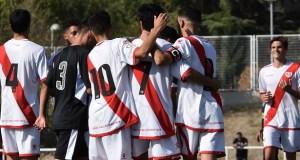 Crónica: Juvenil A 5 – 0 Fútbol Peña