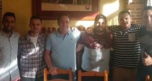 #TertuliaUR con Jesús Moya e Israel Herraiz