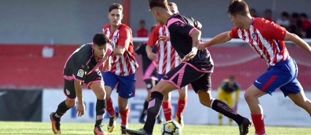 Crónica: At. Madrid 2-2 Juvenil A