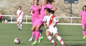 Galería fotográfica del Rayo Femenino 0-4 Levante