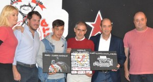 La peña Planeta Rayista entregó sus XV premios anuales