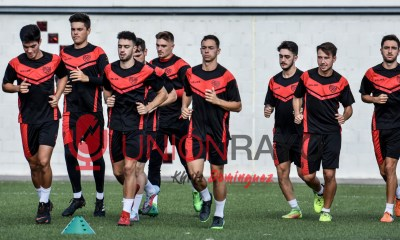 Pretemporada Rayo Vallecano B